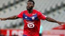 L1 : le Lillois Jonathan Bamba élu joueur du mois d'octobre