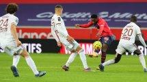 Lille : Jonathan Bamba à Séville dès cet hiver ?