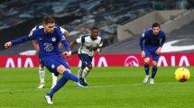 UEFA Champions League : Jorginho désigné meilleur joueur de l'année 2020-2021