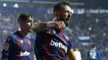 Liga : Levante s'offre le Betis, nul entre Cadiz et Valladolid