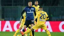 Serie A : l'Hellas Vérone surprend l'Atalanta