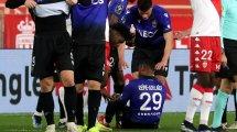 Nice : Jeff Reine-Adélaïde s'est exprimé sur sa nouvelle terrible blessure
