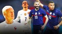 JT Foot Mercato : Didier Deschamps a tranché pour les penalties
