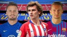 JT Foot Mercato : les coulisses de l'incroyable 31 août du trio Atlético-Chelsea-Barça