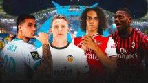 JT Foot Mercato : les dossiers brûlants qui affolent l'Olympique de Marseille