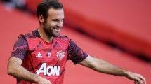 MU: Juan Mata souhaite quitter le club