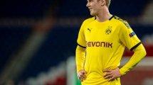 BvB : Julian Brandt et l'atmosphère étrange au Signal Iduna Park