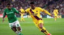 FC Barcelone : Junior Firpo sur le départ