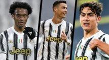 Le casse-tête monumental de la Juventus avec les fins de contrat
