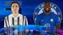 Juventus - Chelsea : les compositions officielles