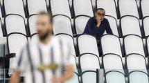 Juventus : Maurizio Sarri a été limogé !