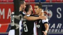 Serie A : la Juventus écrase Lecce et continue de faire la course en tête