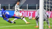 Serie A : la Juventus démarre bien contre la Sampdoria