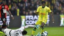 Nantes : Kader Bamba écarté du groupe