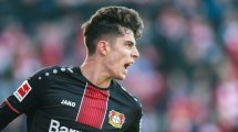 Kai Havertz a choisi Chelsea
