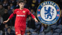 Kai Havertz d'accord avec Chelsea