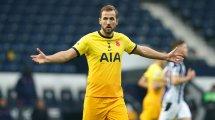 Premier League : Tottenham remercie Harry Kane