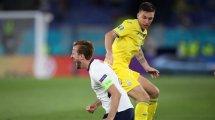 Ukraine-Angleterre : les notes du match