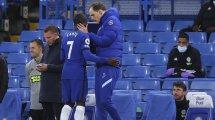LdC, Chelsea : N'Golo Kanté et Edouard Mendy aptes