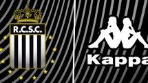 Le Sporting de Charleroi et Kappa prolongent leur partenariat