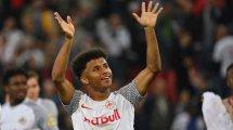 RB Salzbourg : Karim Adeyemi répond à ses prestigieux prétendants