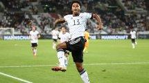Trois cadors européens s'arrachent le nouveau prodige du football allemand Karim Adeyemi