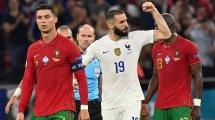 Euro 2020 : Benzema dévoile ce qu'il a dit à CR7