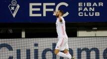Liga : Karim Benzema et le Real Madrid enchaînent à Eibar