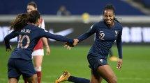Eliminatoires Euro 2022 (F) : la France domine l'Autriche et se qualifie !