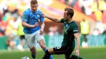 Tottenham : Harry Kane rêve de jouer avec Kevin de Bruyne