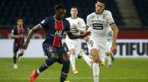 PSG - Rennes : les notes du match