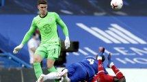 Chelsea : Frank Lampard soutient toujours Kepa