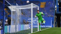 Chelsea : la Lazio de Maurizio Sarri pense à Kepa