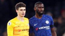 Chelsea : Antonio Rüdiger et Kepa en sont venus aux mains !