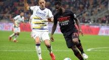 Serie A : Giroud et l'AC Milan renversent le Hellas Vérone