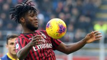 AC Milan : deux clubs anglais sur Franck Kessie