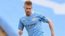 Manchester City : Kevin de Bruyne bientôt de retour