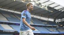 Manchester City - Liverpool : les compostions officielles