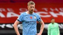 Manchester City : réponse aujourd'hui pour Kevin de Bruyne