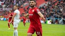 Monaco : Kevin Volland charge le Bayer Leverkusen
