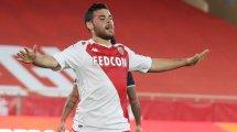 Kevin Volland ne veut pas quitter Monaco