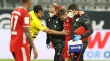 Bayern Munich : Joshua Kimmich opéré du ménisque et absent jusqu'en janvier