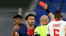 PSG : la fin de match cauchemar de Presnel Kimpembe