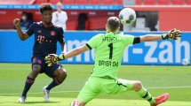 Bayern Munich : l'arrivée de Leroy Sané n'inquiète pas Kingsley Coman