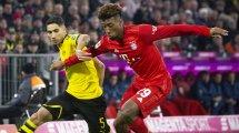 Mercato Bayern : trois courtisans XXL pour Kingsley Coman