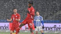Bayern Munich : Kingsley Coman a tranché pour son avenir