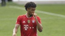 Bayern : des offres «généreuses» faites à Kingsley Coman et Leon Goretzka