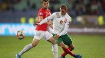 Lorient s'intéresse à KirilDespodov