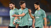 Huntelaar et Kolasinac quittent Schalke 04