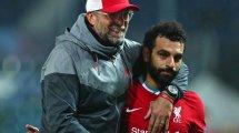 Liverpool : Jurgen Klopp veut que Mohamed Salah reste longtemps